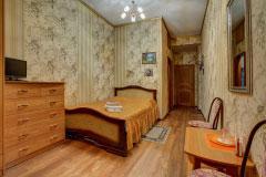 Люкс с камином, дом 13, номер 3
