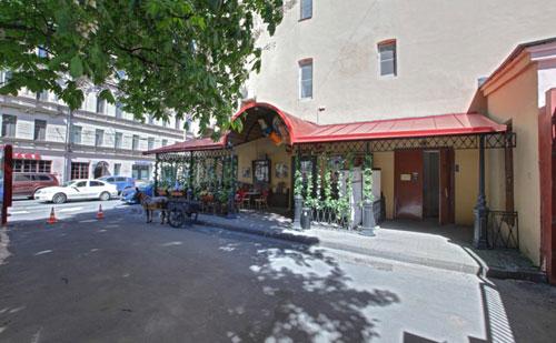 Гостиницы рядом с академией Можайского