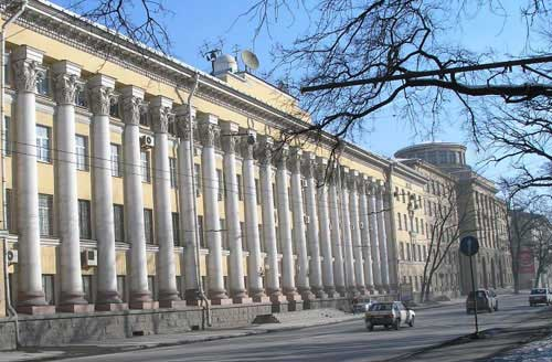 Отель у академии Можайского