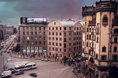 Отели в Петроградском районе